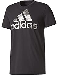 adidas Herren Bos Foil T-Shirt