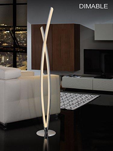 SCHULLER - Lámparas de Pie Linur LED Regulable