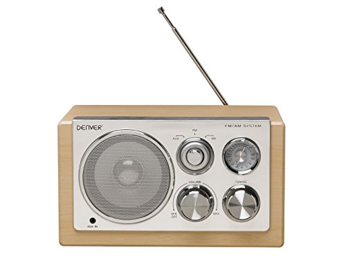 t Design AM/FM Radio Holz ()