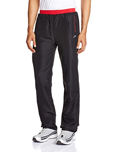 Proline Men's Woven Track Pants (8907007146972_PC09030_Medium_Black)  available at amazon for Rs.459