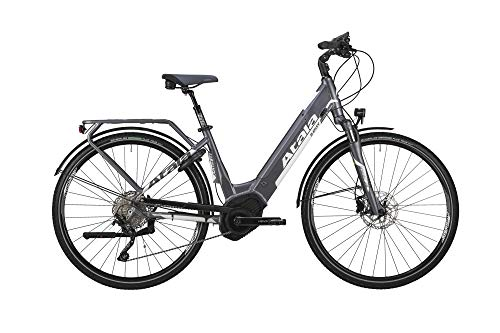 ATALA Bici elettrica Modello 2019 B-Easy SLS 28\'\' 10V M.50 Motore Bosch, Colore Antracite - Bianco