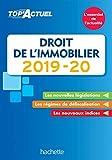 Top'Actuel Droit De L'Immobilier 2019-2020...