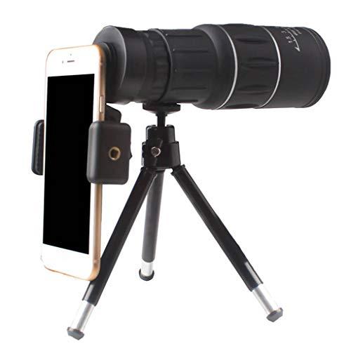 Floridivy 16x52 Dual-Fokus-Summen-Optic Objektiv monokulare Nicht Infrarot-Nachtsicht-Jagd-Tourismus-Teleskop
