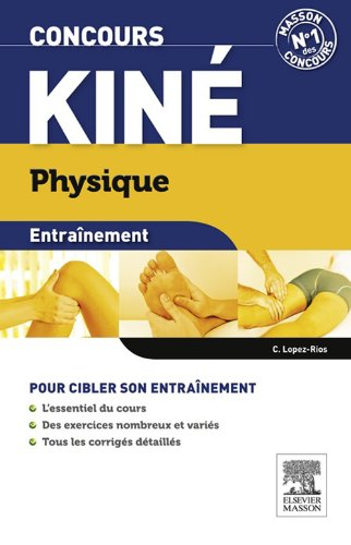 Entranement Concours kin Physique