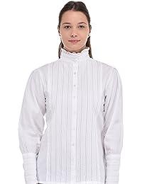 Cotton Lane - Camisas - camisa - Manga Larga - para mujer
