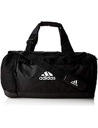adidas TR CVRT DUF M, Sac Mixte Adulte, Noir Negro/Blanco, 24x15x45 Centimeters (W x H x L),NoirNoir (Negro/Negro/Blanco),24x15x45 centimeters (W x H x L)
