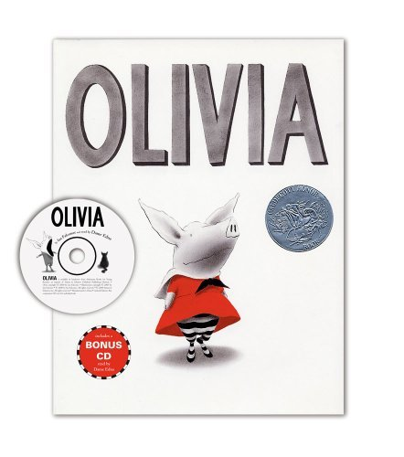 Olivia: Book and CD by Ian Falconer (October 27,2009)