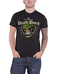 Five Finger Death Punch 'Warhead' T-Shirt