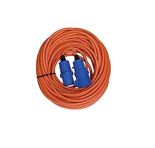 Streetwize - 25m Extension Cable, 230V - 16 Amp Caravan, Camping, Motorhome Power Cable