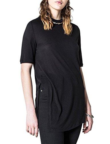 Cheap Monday Women's Release Women's Black Top In Size M Black