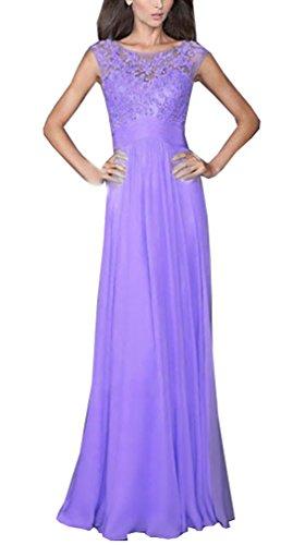 Vestiti lunghi donna eleganti bridesmaids abito estivi pizzo chiffon trasparente a pieghe vestito maxi senza maniche abiti da matrimonio da cerimonia vestitini da sera