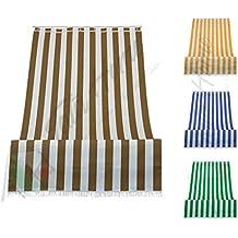 fabriqu/é en Italie Tata Home couvre-table molleton pour table ovale 140/x 230/cm