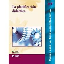 La planificación didáctica: 027 (Editorial Popular)