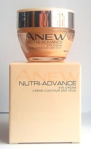 Avon Anew Nutri-Advance Feuchtigkeitsspendende Augencreme 15ml