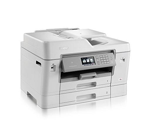 Cheap Brother MFCJ6935DWZU1 All-in-One Business Inkjet Printer on Amazon