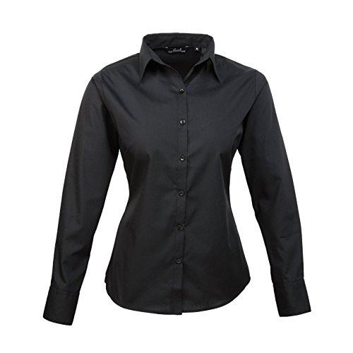 Premier dreambase-camicia a maniche lunghe in Pope Line Blu