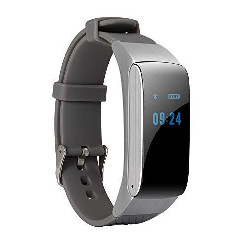 Xianxian88 Fitness Tracker Smart Wear Bracelet Health Monitor Bluetooth Call Watch geeignet für Wandern, Laufen, Mountainbiken, Basketball, Tanz, etc.