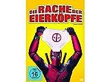 Die Rache der Eierköpfe - Exklusiv Limited Deadpool Schuber Edition - DVD