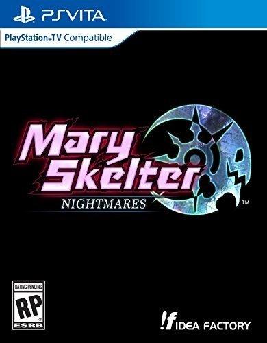 Mary Skelter: Nightmares PlayStation Vita