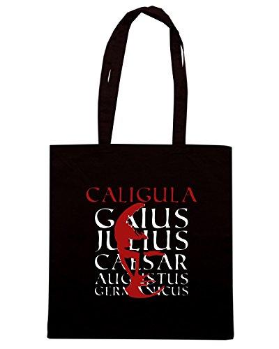 T-Shirtshock - Borsa Shopping OLDENG00433 caligula gaius julius Nero