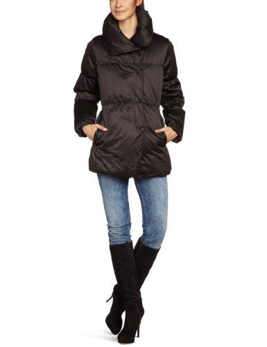 In Wear Damen Kurzmantel C21814029/Kinde, Gr. 40 (L), Schwarz (050 Black)
