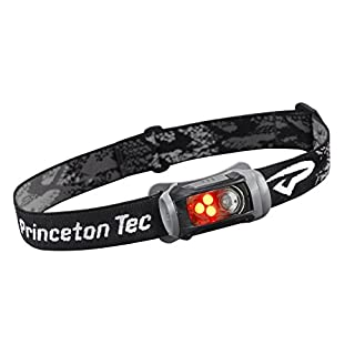 Princeton Tec Remix LED Headlamp (150 Lumens, Black w/Red LED's)