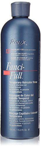 Roux Fanci-Full Rinse, 13 Chocolate Kiss, 15.2 Fluid Ounce by The Regatta Group DBA Beauty Depot -