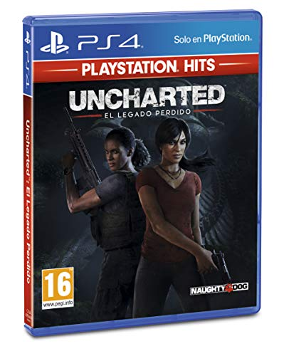 Uncharted The Lost Legacy Hits - PlayStation 4 [Edizione: Spagna]