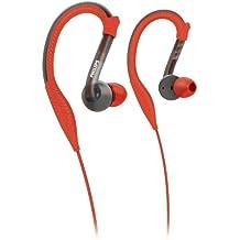 Philips ActionFit SHQ3200/28 Gris, Naranja Intraaural gancho de oreja auricular - Auriculares (Intraaural, gancho de oreja, 15 - 22000 Hz, 20 mW, 102 dB, 16 Ω)