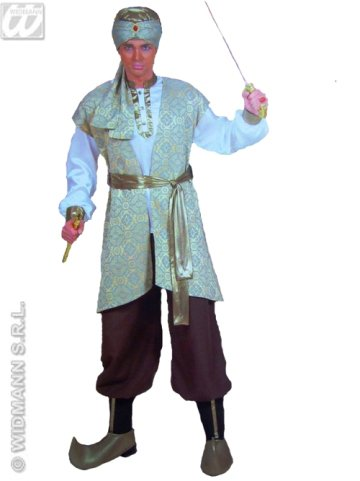 Prince of Persia Costume Large for Medieval Royalty -