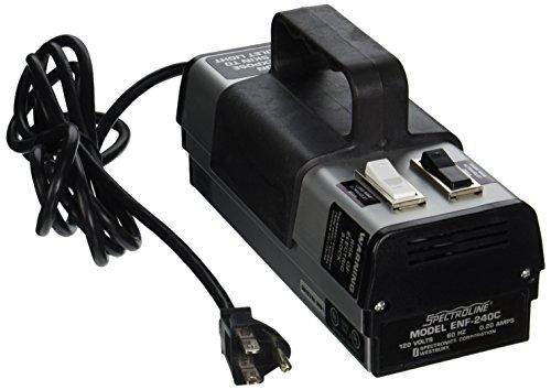 Spectronics enf-240C Handheld UV-Lampe 365nm/254nm 4W Röhren und Filter 120V - Handheld-uv-lampe
