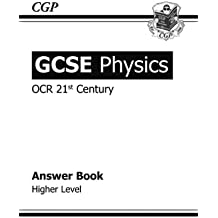 GCSE Physics OCR 21st Century Answers (for Workbook) - Highe