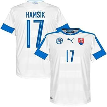 Slowakei Home Trikot 2016 2017 + Hamsik 17 (Fan Style)