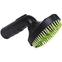 Cepillo aspirador masajeador para pelo y acaros de mascotas adaptable a tubo aspiradora giratorio 360 pelo limpio, suave y sin enredos de OPEN BUY