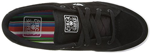 C1RCA  Lopez  50, Sneakers basses mixte adulte Black-Blanket