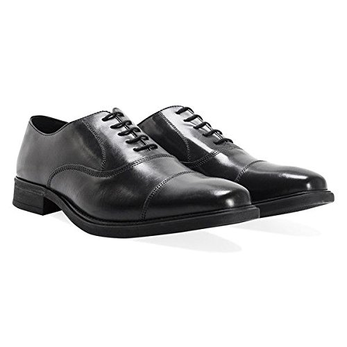 Redfoot Shoes, Scarpe stringate uomo, nero