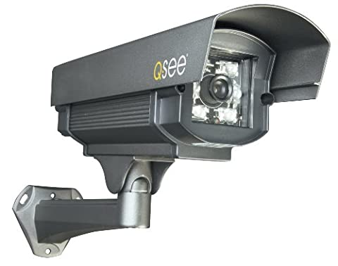 Q-See QD6506BH Extreme Weather Low Temperature Camera - Grey