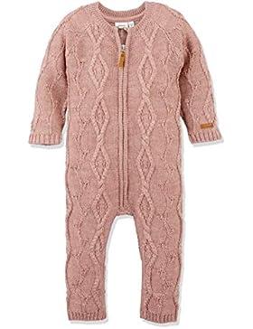 NAME IT Baby-Mädchen Spieler Nmfwrilla Wool Ls Knit Suit Noos