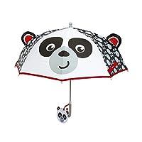 Arditex Fp-Panda Polyester Manual Umbrella, Multicolour, 56 centimeters