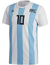 Camiseta Messi Argentina 2017-2018 White Talla L
