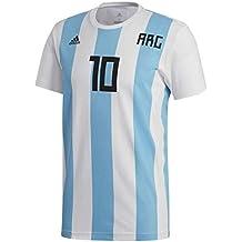 Camiseta Messi Argentina 2017-2018 White Talla M