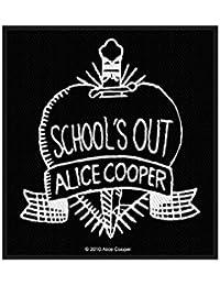 Alice Cooper Patch/Aufnäher - School´s Out - Alice Cooper Aufnäher !!
