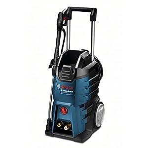 Bosch Professional GHP 5-55 – Hidrolimpiadora de alta presión (130 bares, 520 l/h, lanza 3 en 1)