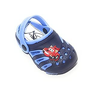 Angel Fashion Kids Car Crocs