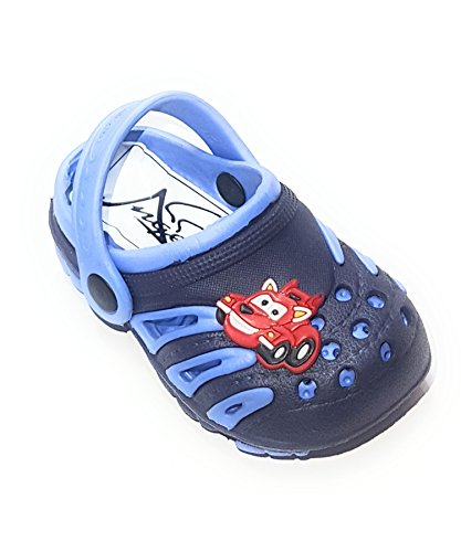 Angel Fashion Kids Car Crocs