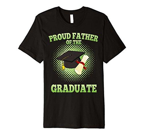 Stolze Vater der Graduate Shirt GAP Gewand Graduation