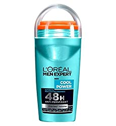 LOreal Men Expert Deodorant Cool Power Roll On 50ml