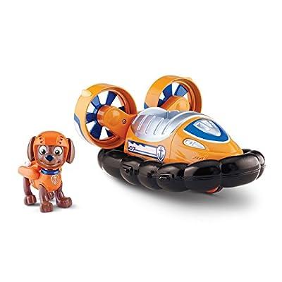 Paw Patrol - Zuma'S Hovercraft (Spin Master 6027637) de Spin Master