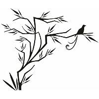 Suchergebnis auf f r wandschablone v gel schablonen papierbasteln k che - Wandschablone kuche ...