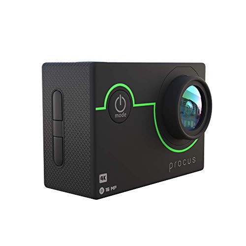 Procus Viper 16MP 4K HD Action Camera Waterproof with Wi-Fi